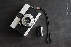 Ferrania Eura Rapid (Ren Maly) Tags: camera film rapid cameraporn ferrania camerawiki renmaly eurarapid