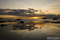 broadhaven (Jason Davies Photography) Tags: sunset sea sky orange tourism beach water wales clouds canon reflections landscape outdoors photography coast seaside sand westwales outdoor wideangle coastline ripples pembrokeshire broadhaven wetsand beachscape pembrokeshirecoast pembrokeshirewales canonphotography sigmalenses visitwales canon1000d sigma1850f2845 visitpembrokeshire broadhavensunset jasondaviesphotography