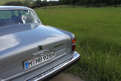 Rolls Royce Silver Shadow 2 Front & Heck (sb.estate) Tags: shadow 2 classic car silver star front 80s 70s oldtimer rolls 1970 1980 1979 royce collector heck blinker scheinwerfer khlergrill deteil