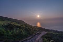 Sunrise Howth Head (burgootim) Tags: ireland summer howth sun seascape sunrise colours sony