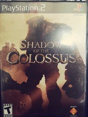 Shadow Of The Colossus NTSC.#shadowofthecolossus #ps2 #NTSC #videogamecollection #videogameroom #videogames #retrovideogames #mancave #playstation #retrogames #retrogaming #gameshed #gaming #collection #ico #sony #console #xbox (tomrabett) Tags: ntsc sony xbox collection videogames gaming ps2 retrogames console playstation ico retrogaming videogameroom mancave shadowofthecolossus videogamecollection retrovideogames gameshed