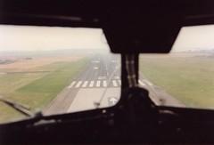 Landing runway 23 Coventry (breedlux) Tags: douglass coventry dc3 runway c47 dak goony cvt baginton