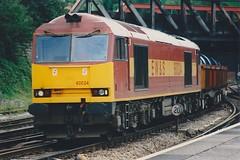 60024 Newport 05.09.97 (jonf45 - 2.5 million views-Thank you) Tags: br rail railway trains class newport british 60 ews 60024 liveried