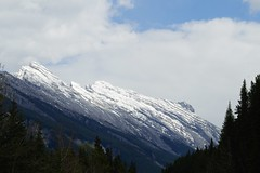Mt. Rundle (casparc) Tags: rockies alberta rundle canadianrockies 2016