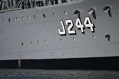 """HMAS Castlemaine (J244) 72 • <a style=""""font-size:0.8em;"""" href=""""http://www.flickr.com/photos/81723459@N04/27421168041/"""" target=""""_blank"""">View on Flickr</a>"""