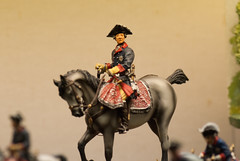 Frederick the Great on horseback (quinet) Tags: panorama germany flats 2012 jouets kulmbach spielwaren castleroad friedrichdergrose burgenstrase plassenburgcastle plassenburgzinnfigurenmuseum