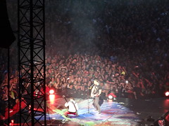 Muse - Stade de France, Paris  - 22.06.2013 (azelrido) Tags: concert howard muse bellamy stadedefrance wolstenholme thesecondlaw