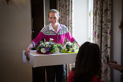 Emma_Mark_150807_022Col (markgibson1977) Tags: bridalprep couples duchraycastle emmamark venues weddings flowers stagesdetails aberfoyle stirlingscotland scotlanduk
