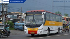Yellow Bus Line A-1 (rey22 Photography) Tags: yellow hino mindanao philbes