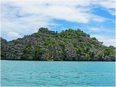 island01 (WiLL CWK) Tags: ocean travel trees sea sky green nature landscape island photography asia earth hills malaysia waters langkawi andaman waterscape