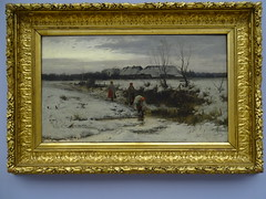 Cracow '16 (faun070) Tags: sukiennicepolishartgalery romankochanowski winterlandscape cracow poland