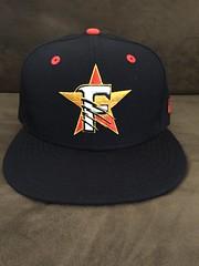 2016 Fresno Grizzlies Alternate Astros Hat (black74diamond) Tags: hat fresno astros alternate grizzlies 2016