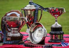 Cups, Quaichs and Sheilds (FotoFling Scotland) Tags: cup scotland argyll event prize shield lochlomond highlandgames luss quaich lusshighlandgames lussgathering