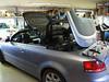 Audi A4 Verdeck 2002 - 2006 Montage