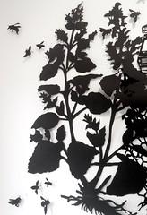 MBosley_AtomicCitydetail5 (TheWayThingsWere) Tags: silhouette paperart silhouettes papercut papercuts papercutting mollybosley