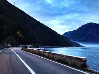 #boka #kotorska #kamenari #kotor #kotorbay #bay #water #mountain #nature #pure #montenegro #road #morning #coolness