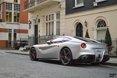 The Streets of London (Beyond Speed) Tags: auto london grey nikon automotive ferrari supercar automobili f12 v12 f12berlinetta