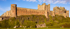 Bamburgh Castle(2) (S.R.Murphy) Tags: bamburgh bamburghcastle panoramic canon6d northumberland bokeh canon50mmf18 heritage history historicalbuilding england architecture building outdoor ngc
