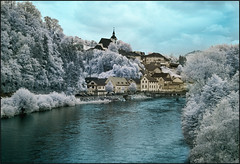 Grnburg / Upper Austria (guenterleitenbauer) Tags: pictures castle canon landscape ir austria photo sterreich key wasser flickr foto image photos urlaub picture images ruine fotos infrared bild schloss 1ds landschaft infra bilder burg steyr gnter wels 2016 infrarot grnburg guenter leitenbauer 1dsii wwwleitenbauernet gruenburg