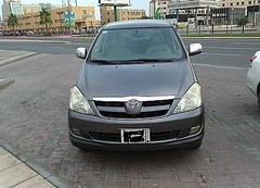 Toyota - Innova - 2007  (saudi-top-cars) Tags: