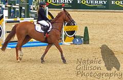 Sofia Abarmovich and Rainbow - CSI AM A at Bolesworth international 2016 (Natalie Gillison Photography) Tags: horse rainbow mare sofia chestnut equestrian equine abarmovich