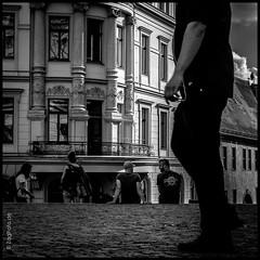 Universittsplatz (ZaglFoto) Tags: street deutschland streetphotography hallesaale streetphotographer sachsenanhalt