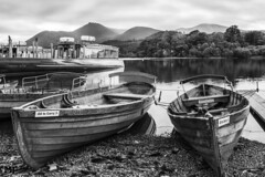 06_3552 (mike.pearce0764) Tags: boats lakes derwentwater predawn