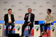 Steve Case - Global Entrepreneurship Summit 2016 (InPursuingDesign) Tags: google panel president business valley silicon speech obama hbo potus barack entrepreneur zuckerberg ges2016