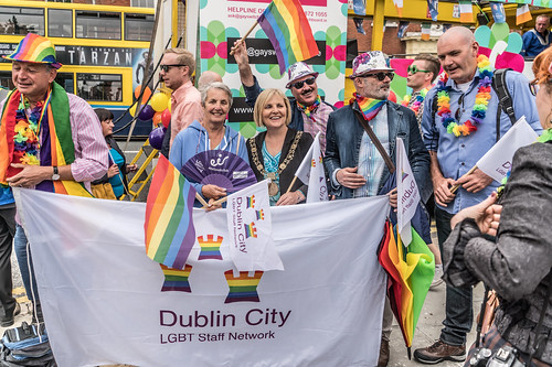 PRIDE PARADE AND FESTIVAL [DUBLIN 2016]-118093