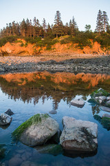 Sunset Reflections (kevin_kornelsen) Tags: ocean blue nature water outdoors nikon seascapes scenic d3100