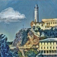 Alcatraz_cloud-4 (Brunsfeldo) Tags: sanfrancisco alcatraz sanfranciscobay alcatrazisland