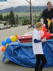 {who shall I give these to?} (jamica1) Tags: canada bc okanagan may columbia days parade british kelowna rutland