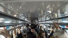 Volviendo al hogar. (joaopauloarrais) Tags: back subway underground home hogar volver volviendo buenosaires argentina trabajo subte