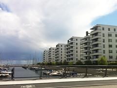 Tuborg Havnepark (2008) (annindk) Tags: copenhagen housing harbours hellerup
