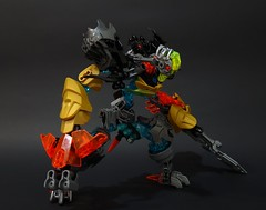 bioalien04 (chubbybots) Tags: lego alien bionicle