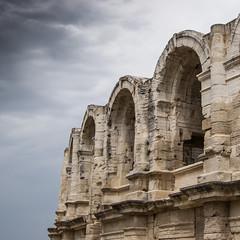 arnes d'Arles (jemazzia) Tags: france outside south provence arles extrieur sud jeux arenes romeantique