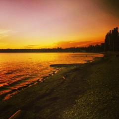 I just love the Pacific Northwest a great #sunset from Birch Bay Wa (MySoDotCom) Tags: square squareformat mayfair iphoneography instagramapp uploaded:by=instagram