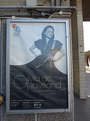 Olivia de Havilland (moley75) Tags: london season poster southbank centrallondon bfi oliviadehavilland
