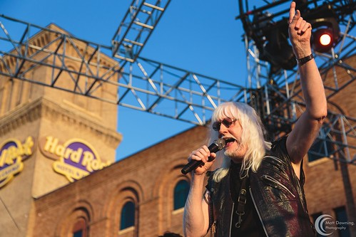 Awesome Biker Nights - Edgar Winter - June 18, 2016 - Hard Rock Hotel & Casino Sioux City