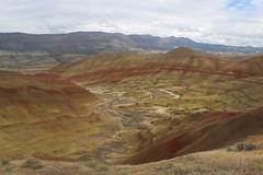 The Red Planet (Gunn Shots (Mark Gunn)) Tags: oregon highdesert paintedhills