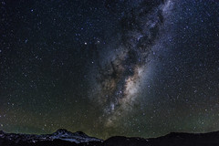 Milky Way (Chris Momberg) Tags: chile chris naturaleza art alex southamerica nature way stars volcano noche cool nikon awesome fineart christopher first best via cielo definition milky volcan chilean chillan natgeo startrail lactea pumarino momberg chmomberg