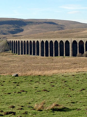 Ribblehead Viaduct (Carolyn Jane Phillips) Tags: uk architecture buildings yorkshire viaduct ribblehead