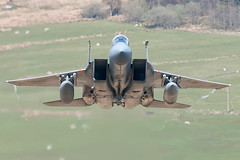 "F15D ""Pistol21"" 493rd FS Grim Reapers. Cad West, 07/05/13 (Pete Fletcher Photography) Tags:"