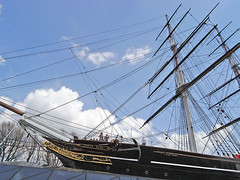 Cutty Sark Tea Clipper Ship @ Greenwich (everydaylife.style) Tags: