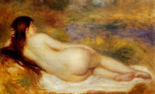 "La Gran Odalisca, argumentación de Jean Auguste Ingres (1814), sinapsis de Auguste Renoir (1890), Pablo Picasso (1907), Amadeo Modigliani (1917). • <a style=""font-size:0.8em;"" href=""http://www.flickr.com/photos/30735181@N00/8805016287/"" target=""_blank"">View on Flickr</a>"