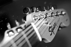 365 Project #112 - May 23rd 2013 (copacic) Tags: music start guitar fender squier fretboard