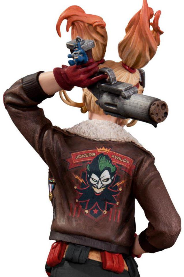 性感畫報女郎第四彈!小丑女 / Harley Quinn