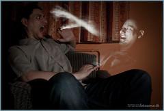 Ksrtetek mrpedig vannak! (gyarmatipetya photos) Tags: petya portr szellem ksrtet