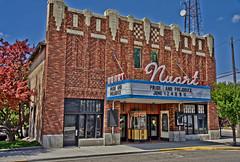 New Art Theatre -- DSC03800--Blackfoot, Idaho (Lance & Cromwell back from a Road Trip) Tags: theatre sony roadtrip idaho nuart blackfoot a55 sonyalpha binghamcounty blackfootidaho sal16105
