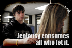 Jealousy (haley_fleck) Tags: love hate jealousy